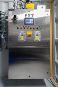 Industrial Centrifuge Controls