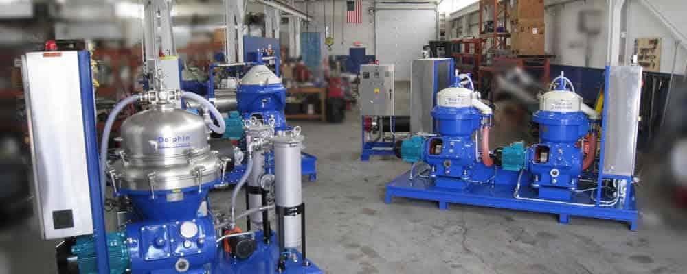 Dolphin Centrifuge Shop in Warren, Michigan