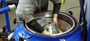 Disc Stack Centrifuge Mechanical Repair